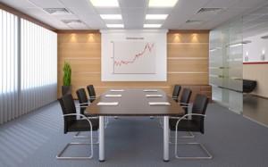 Elektro-Welter erfüllt Ihnen Ihre Vorstellungen für einen attraktiven Konferenzraum