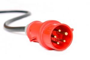 Elektro-Welter richtet Starkstrom-Leitungen ein