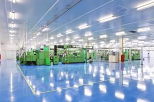 Elektriker Produktionshalle